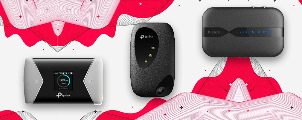 فروش انواع مودم های جیبی 3G/4G